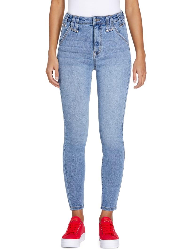 Amabel Studded Skinny Jeans