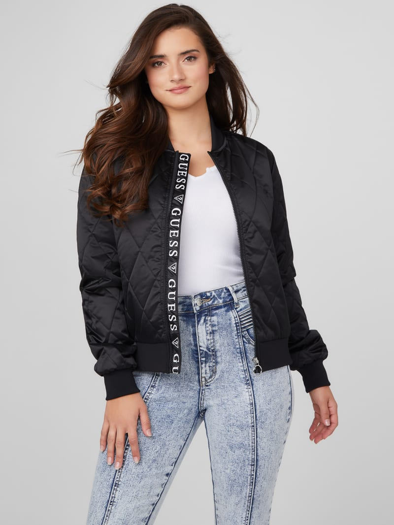 Dallas Quilted Bomber