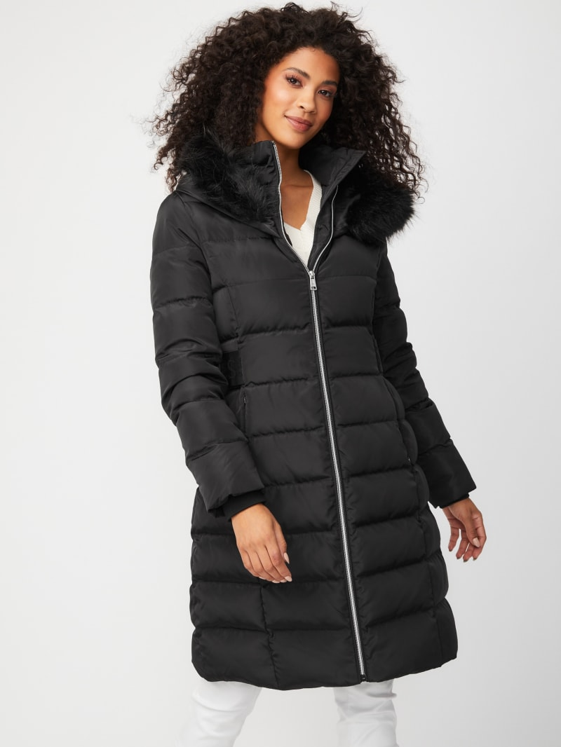 Alissa Long Puffer Jacket