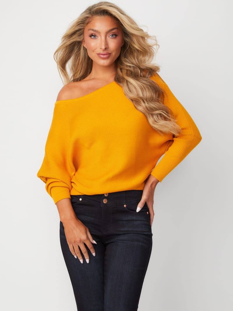 Damsel Off-Shoulder Sweater