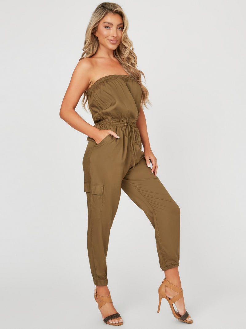 Christen Strapless Jumpsuit