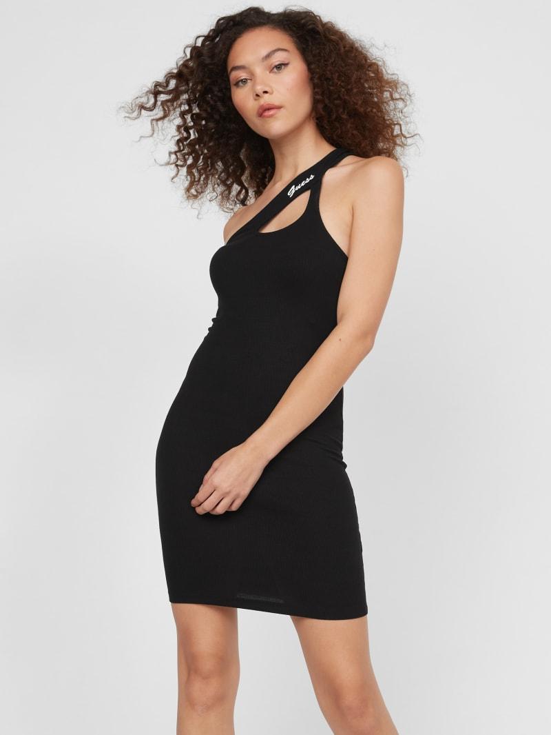 Zendaya Cutout Ribbed Dress