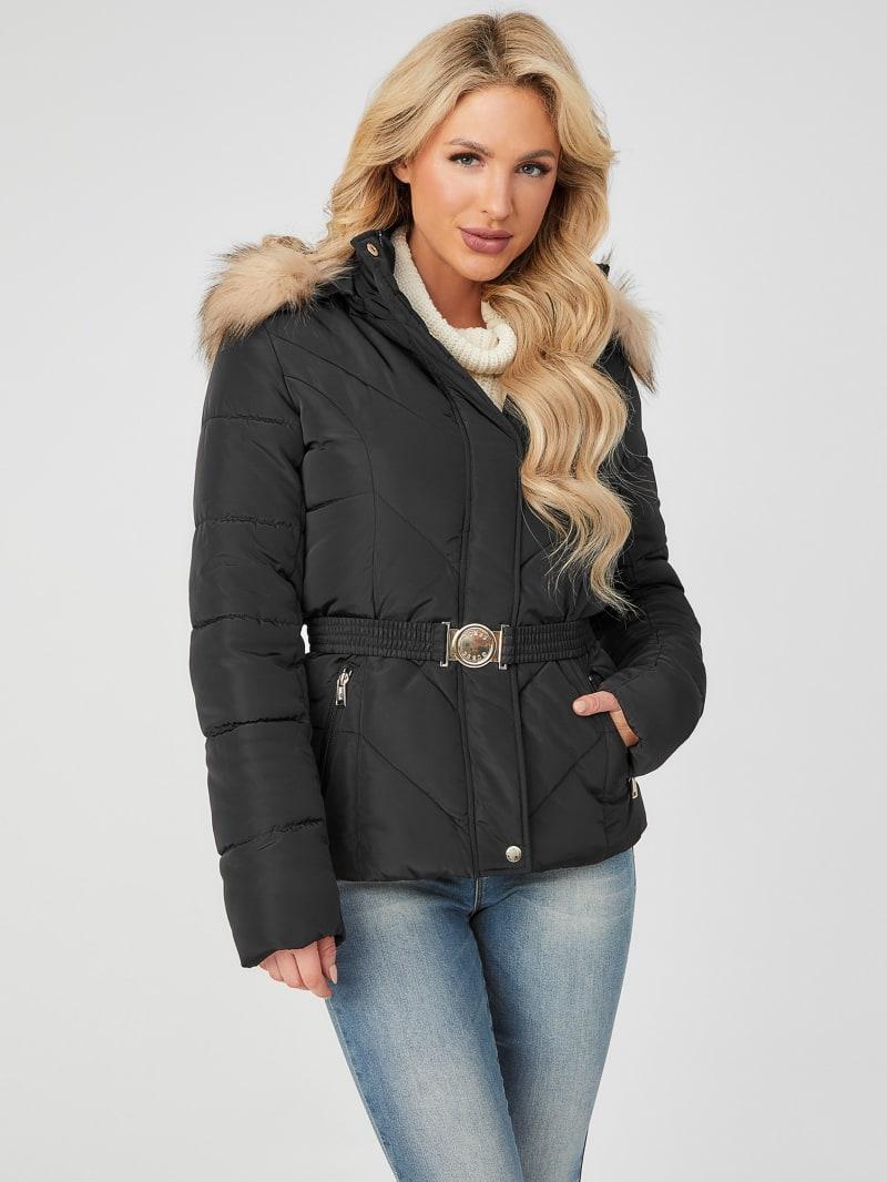 Raine Hooded Puffer Jacket