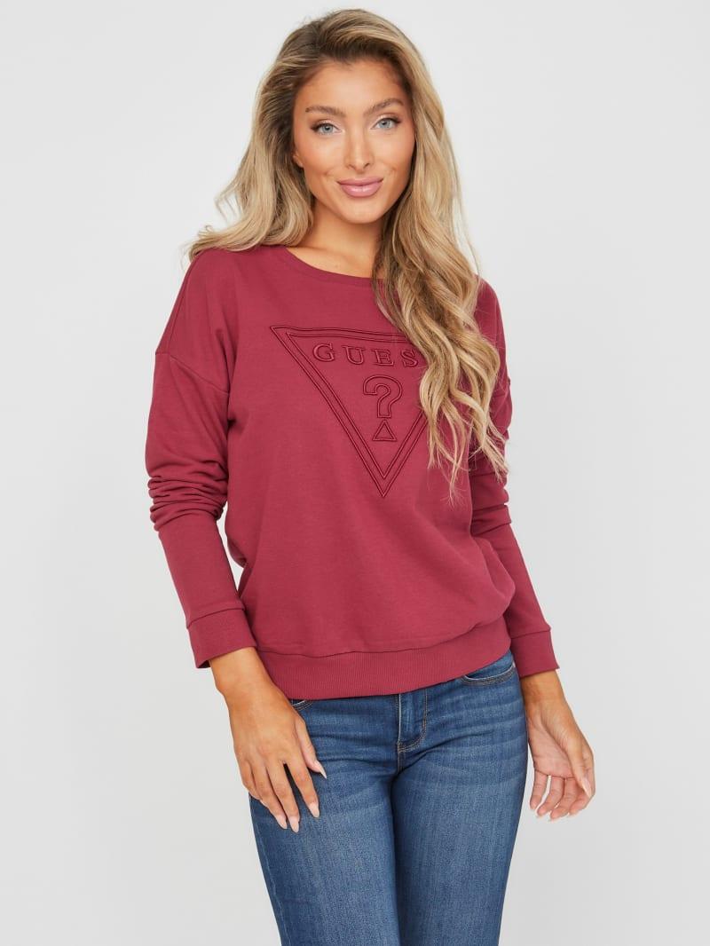 Carley Logo Sweatshirt