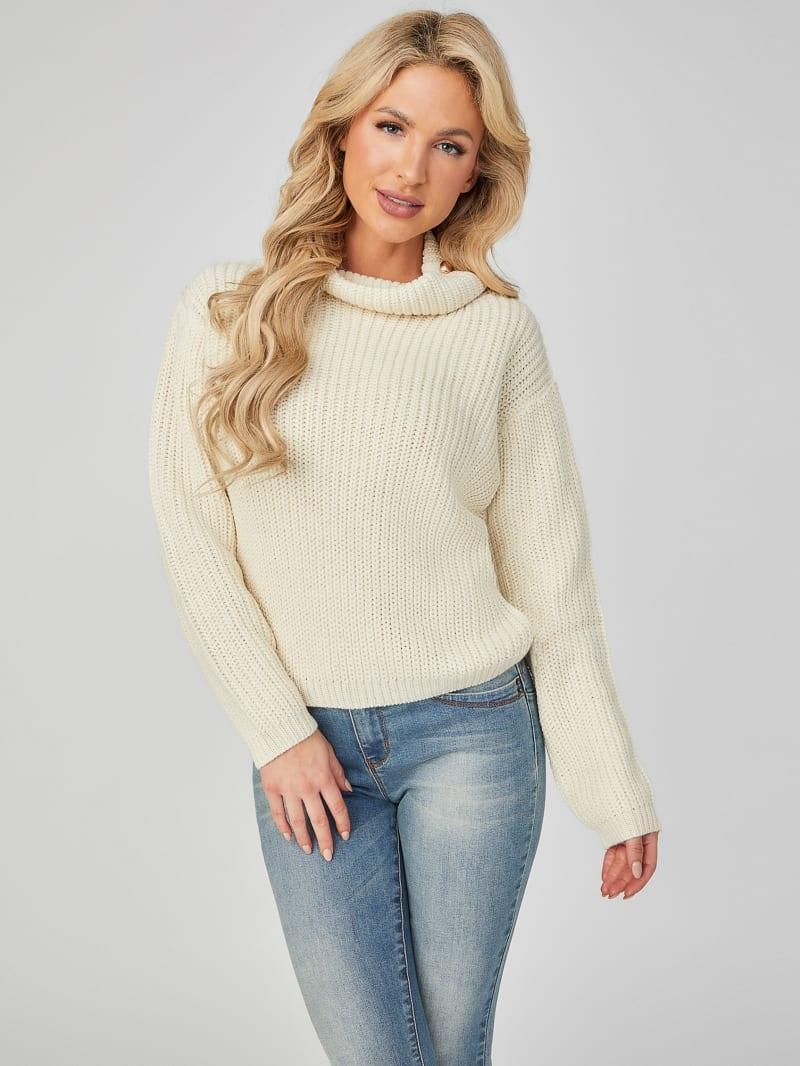 Zilla Turtleneck Sweater