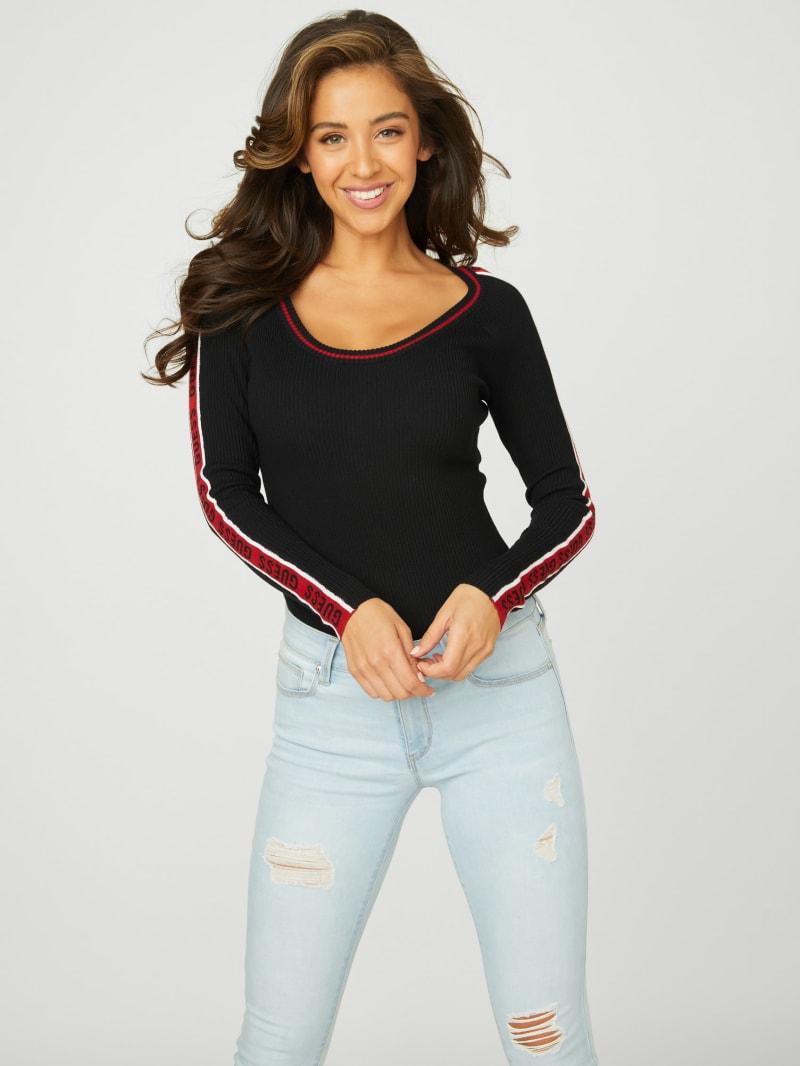 Halima Ribbed Sweater