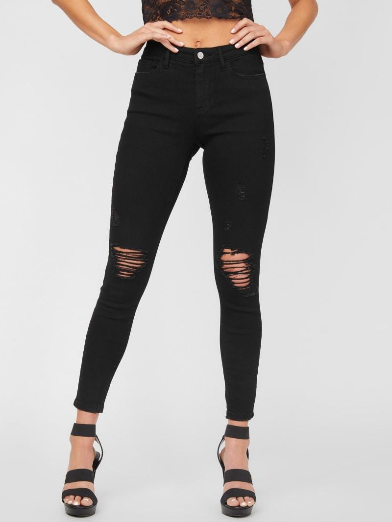 Xiomara Mid-Rise Skinny Jeans
