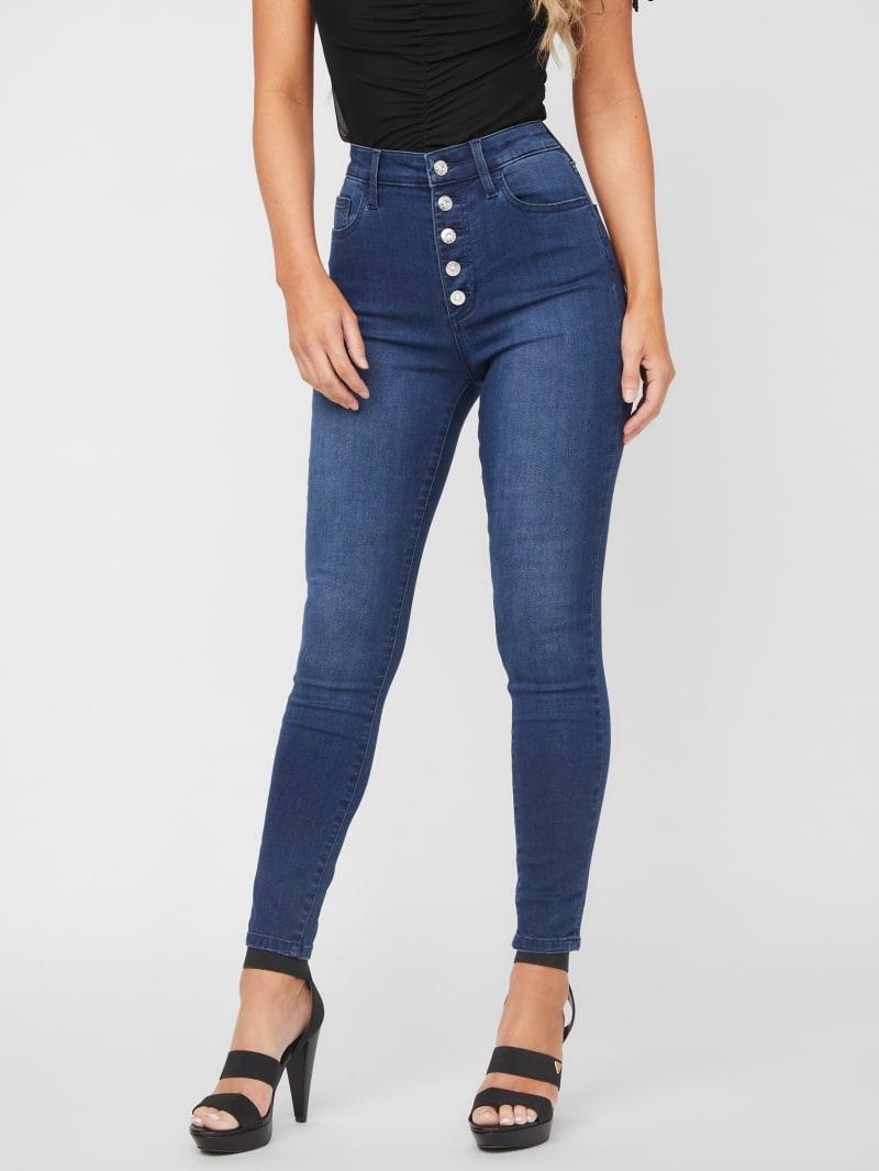 Brinda Embellished Skinny Jeans