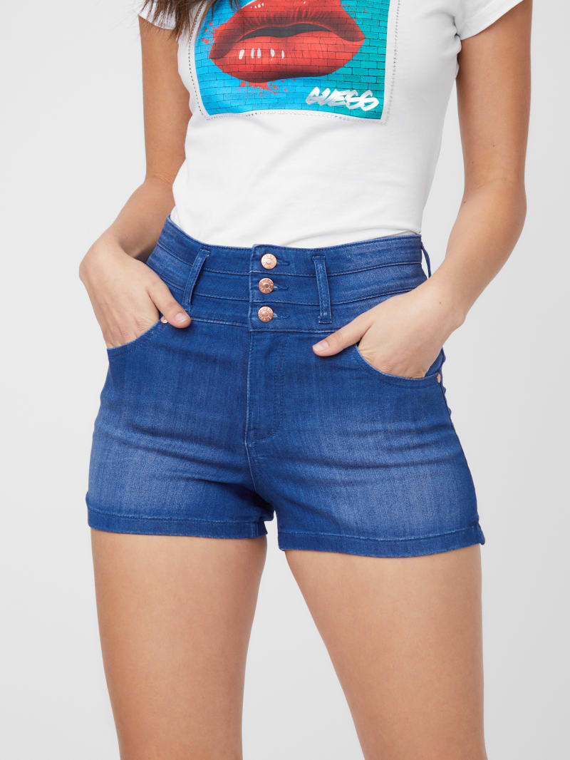 Tallulah Stacked Waistband Shorts
