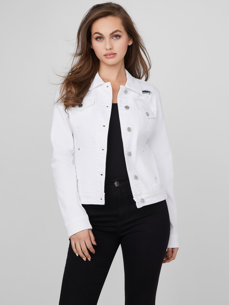 Alisana Denim Jacket