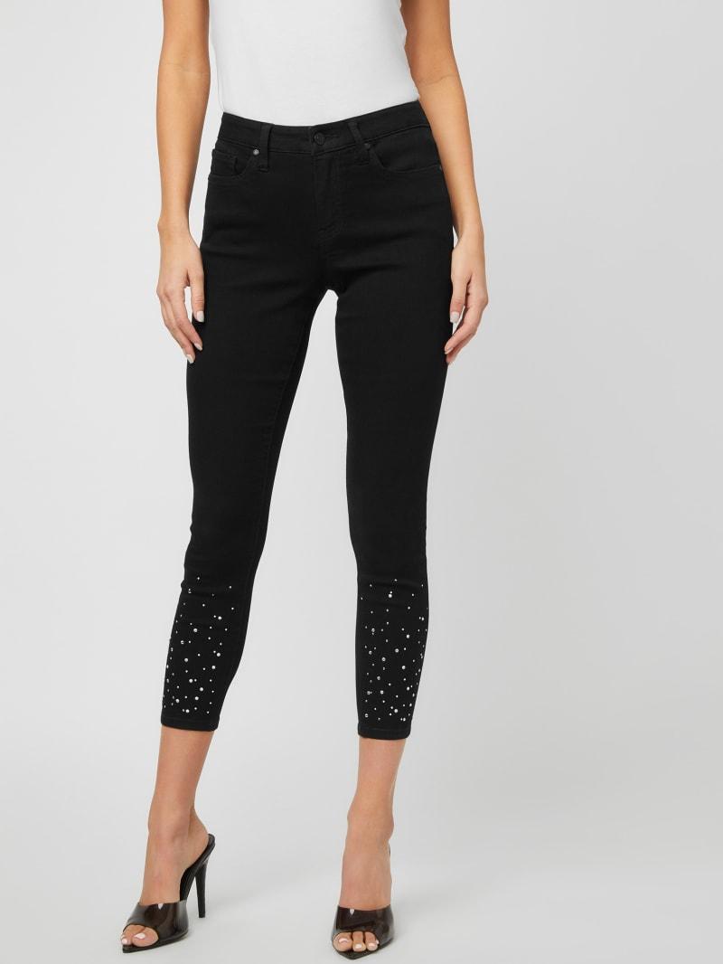 Iona Embellished Skinny Jeans