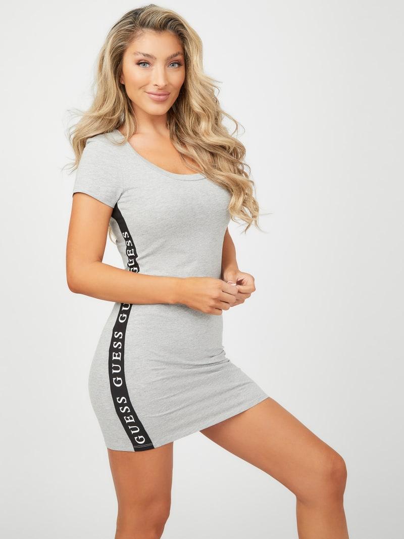 Anna Logo T-Shirt Dress