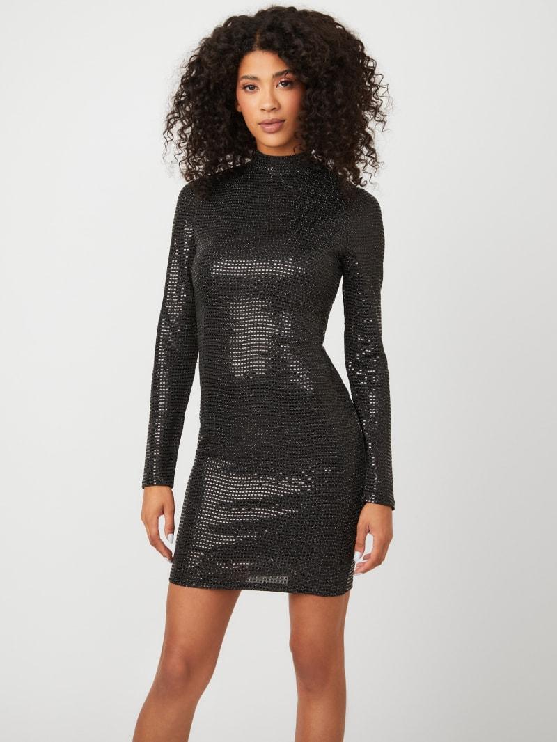 Nayla Sequin Mini Dress