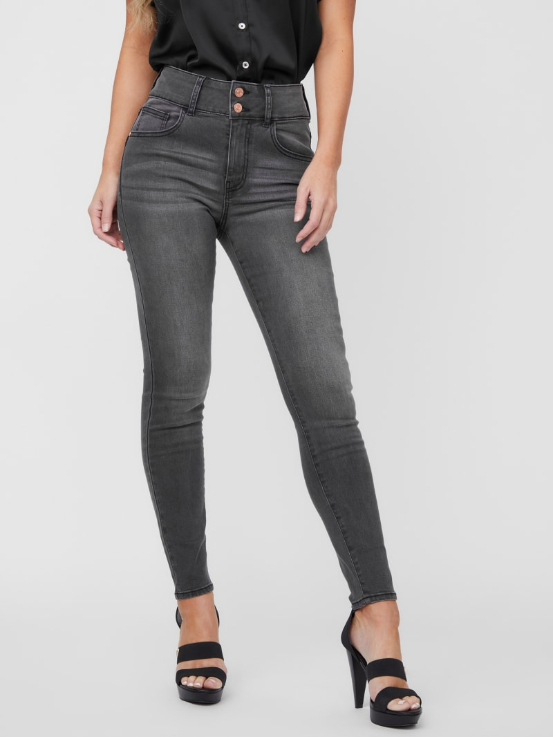 Deena Push-Up Skinny Jeans
