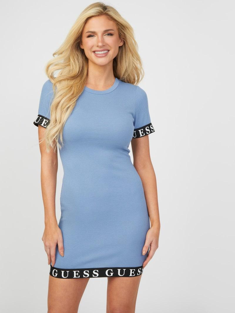 Brea Logo Tape Dress