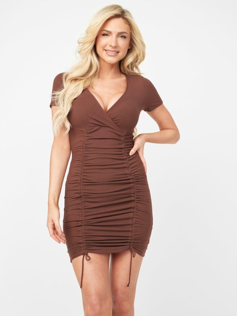 Hayden Ruched Dress