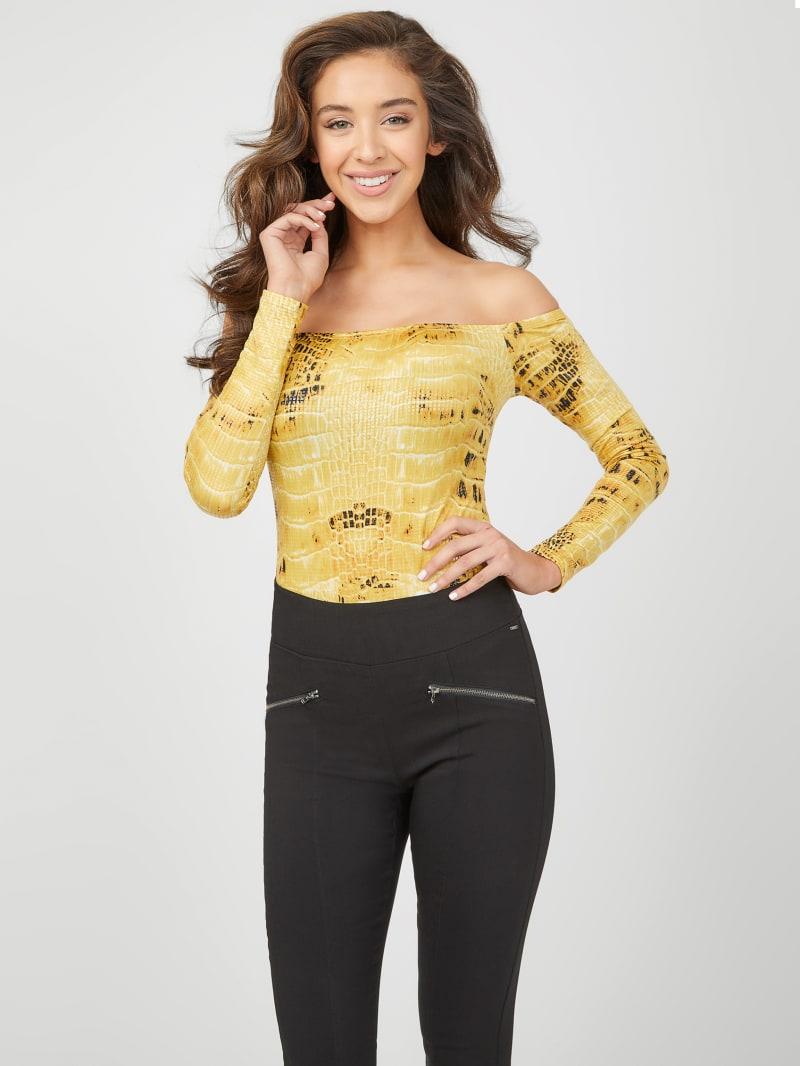 Sammi Off-Shoulder Bodysuit