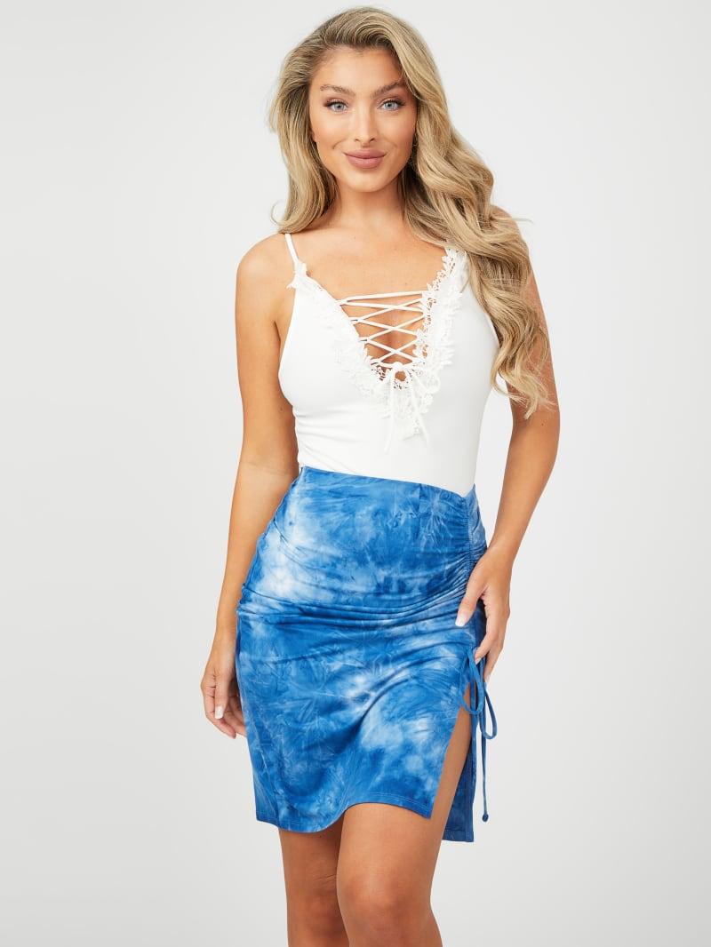 Nikita Crocheted Lace Bodysuit