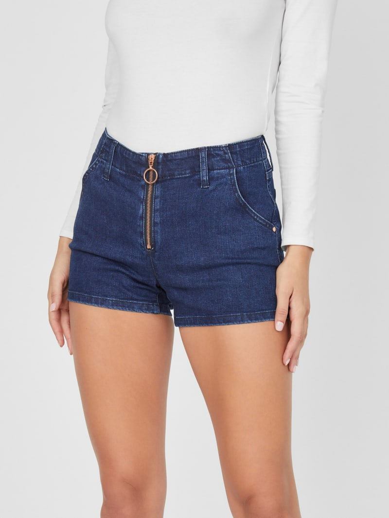 Willow Mid-Rise O-Ring Shorts