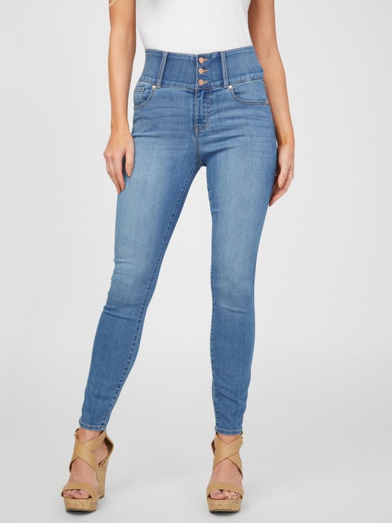 Eco Paola Corset Skinny Jeans