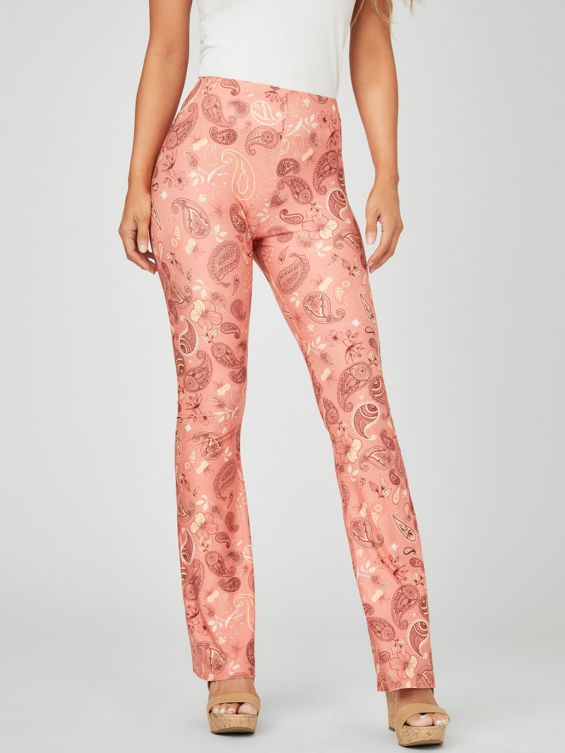 Zoey Knit Flare Pants