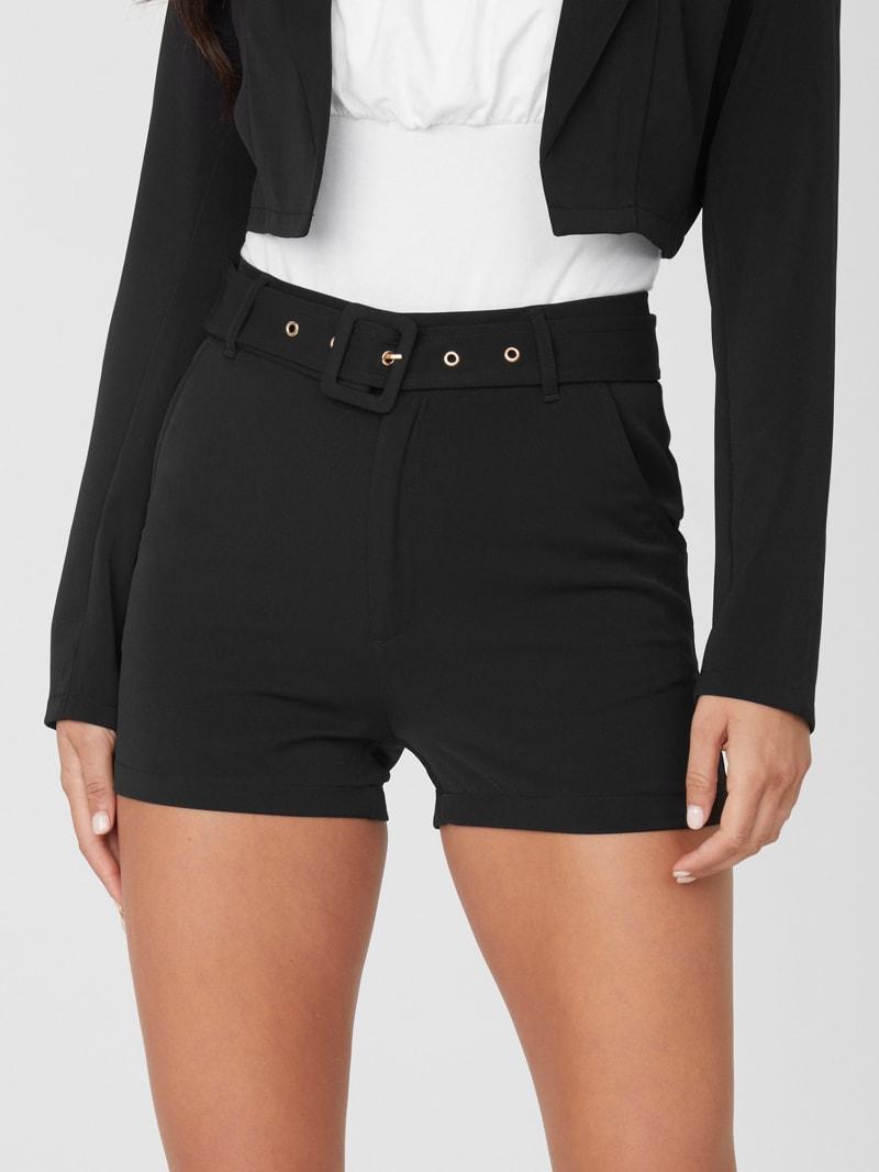 Tina Belted Shorts