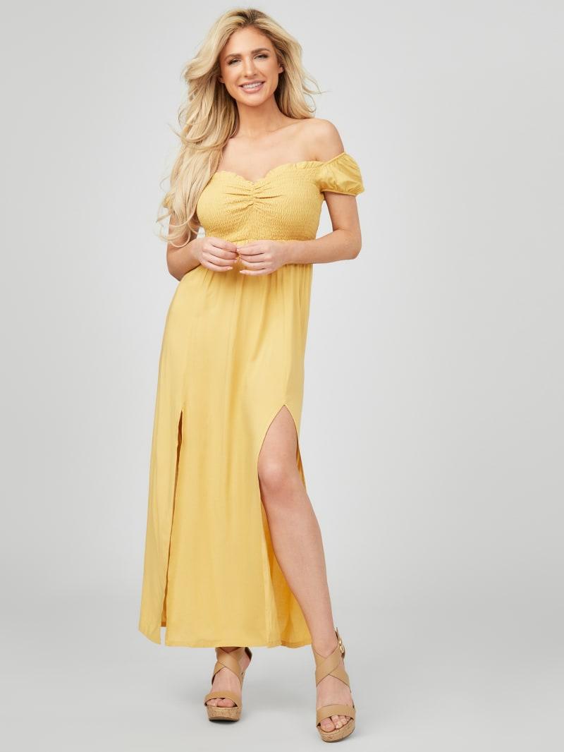Adonis Off-the-Shoulder Dress