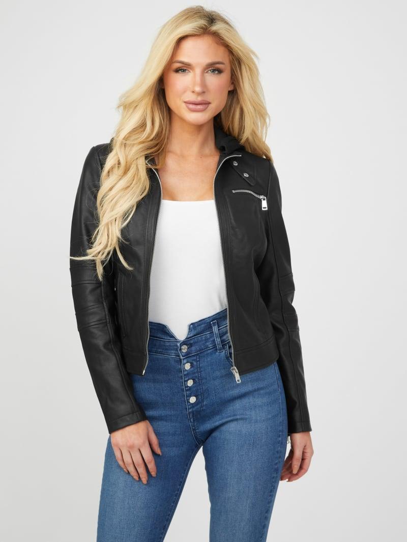 Alistar Faux-Leather Jacket