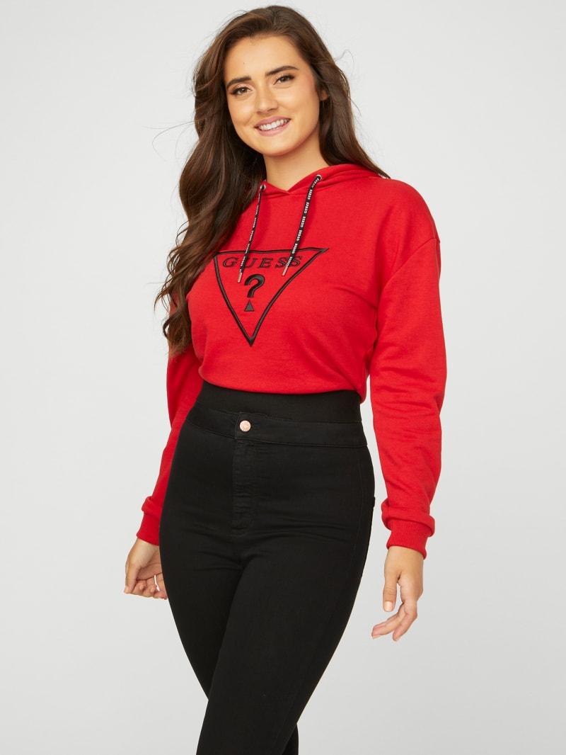 Scarlet Logo Hoodie