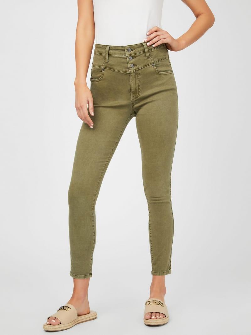 Gemma Corset Skinny Jeans