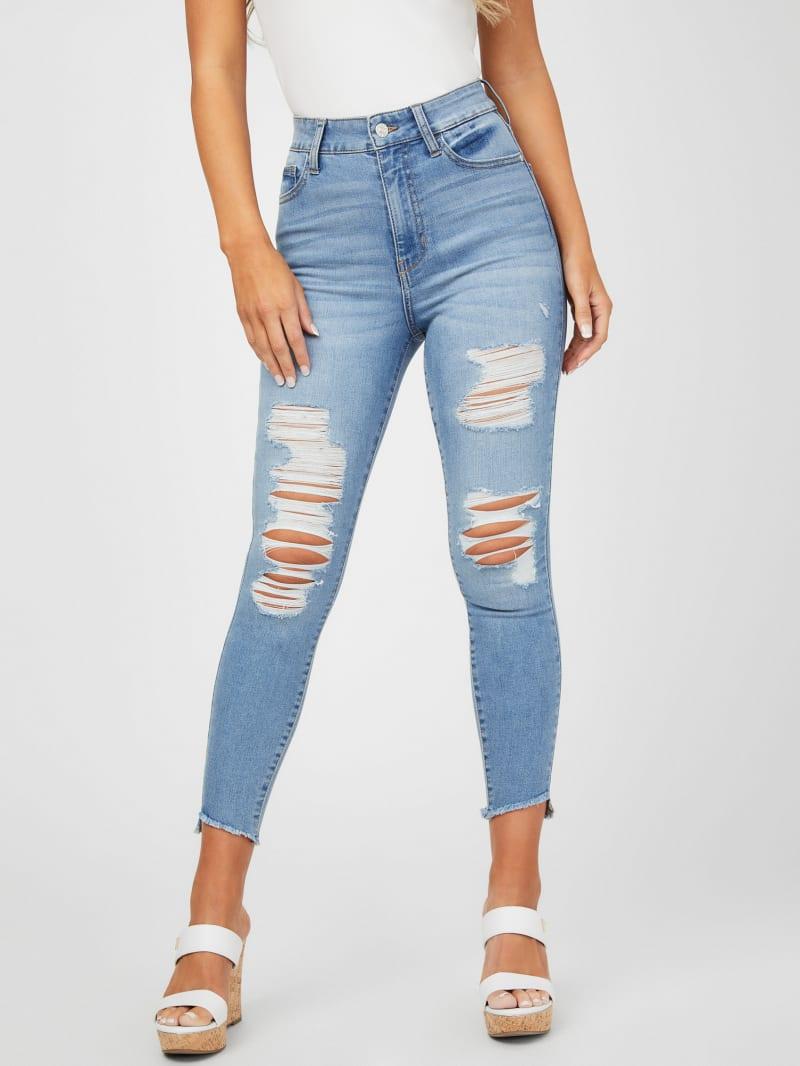 Blake Cropped Skinny Jeans