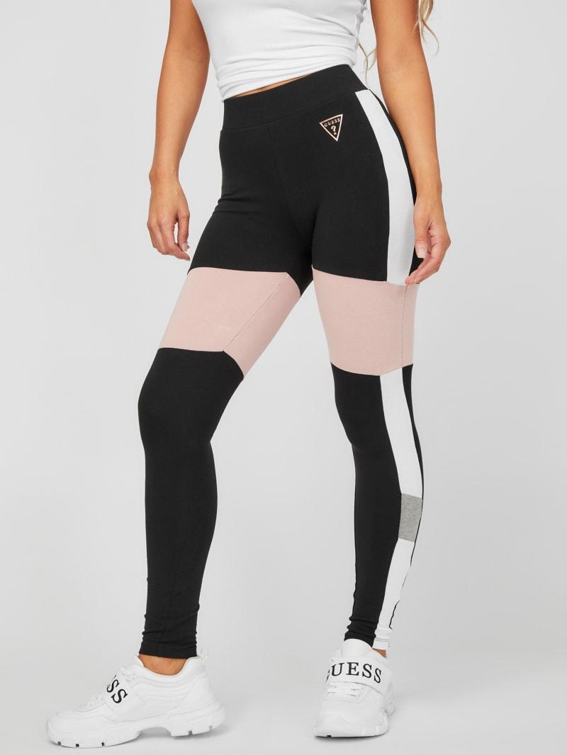Kristina Color-Block Leggings