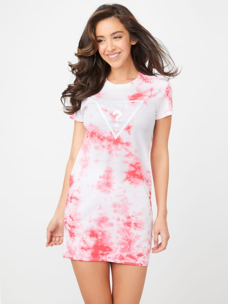 Nolen Tie-Dye T-Shirt Dress