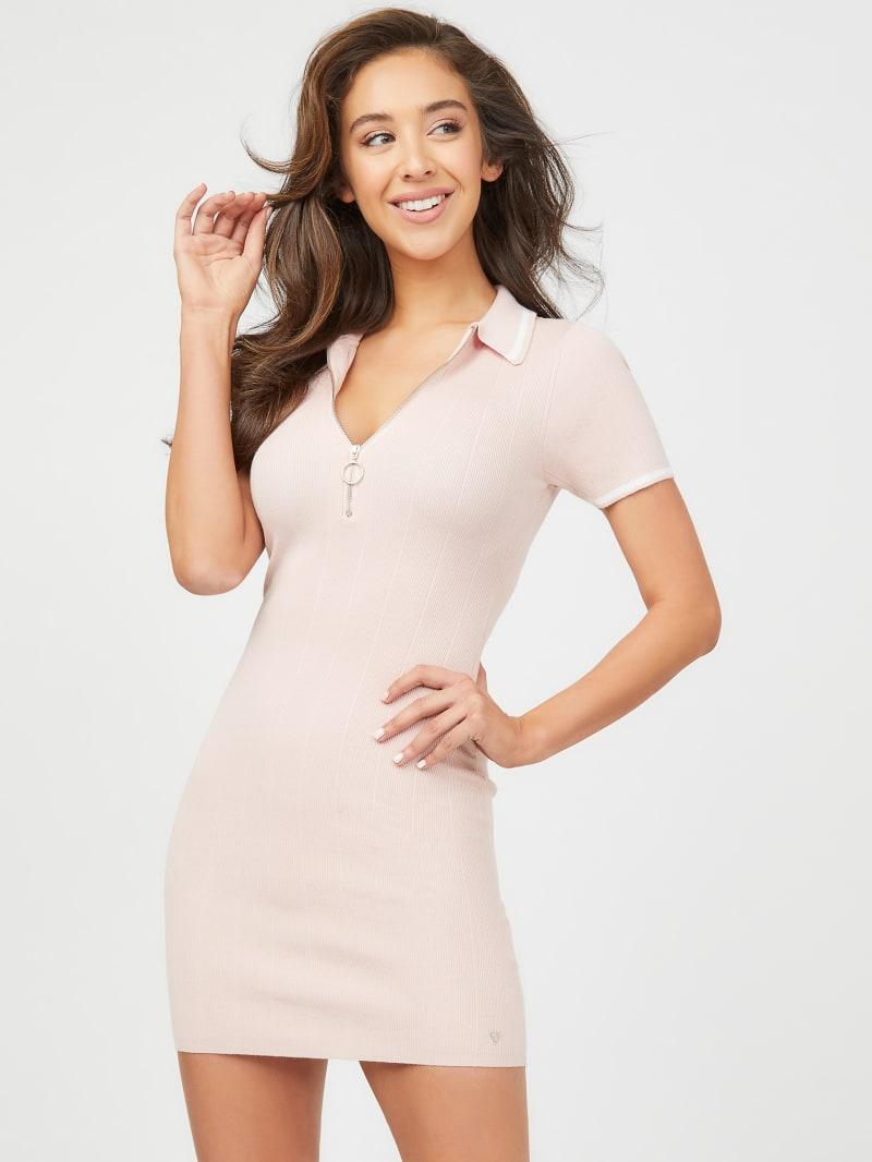 Genevieve Polo Dress