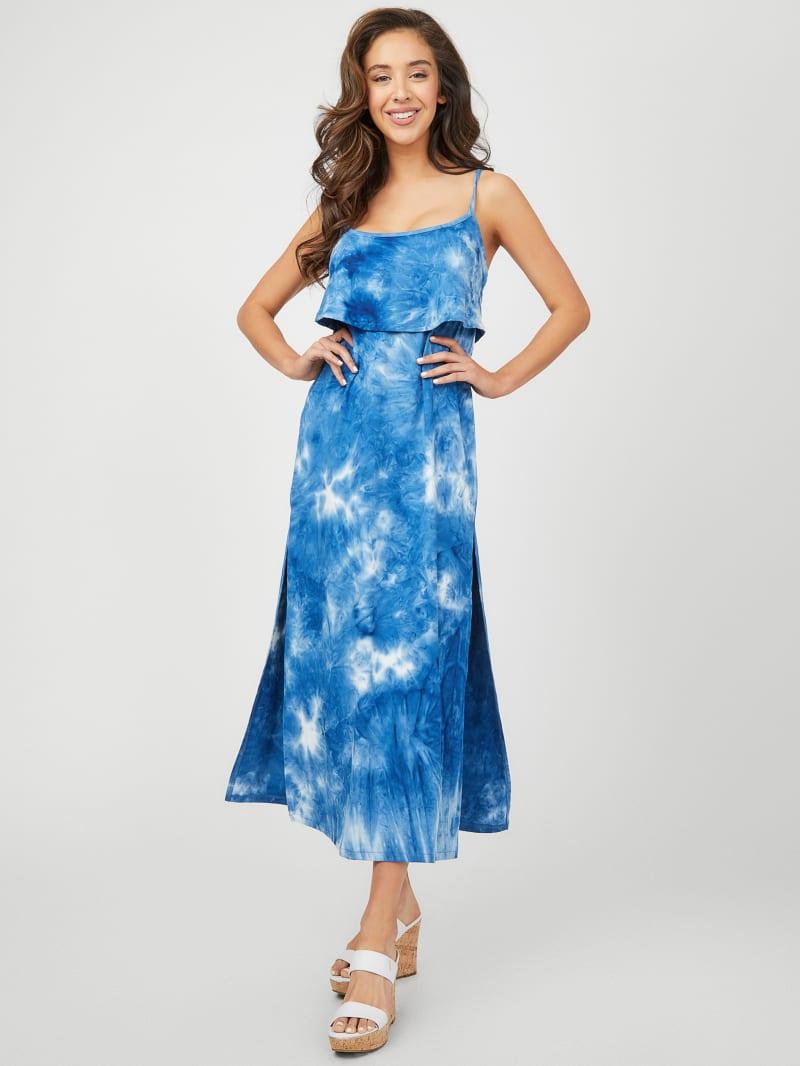 Aaren Tie-Dye Maxi Dress