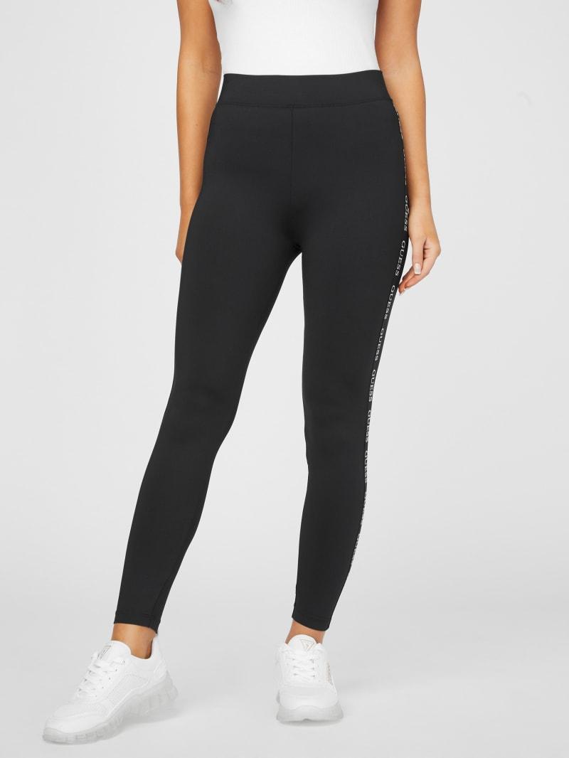 Cuddy Logo Stripe Leggings