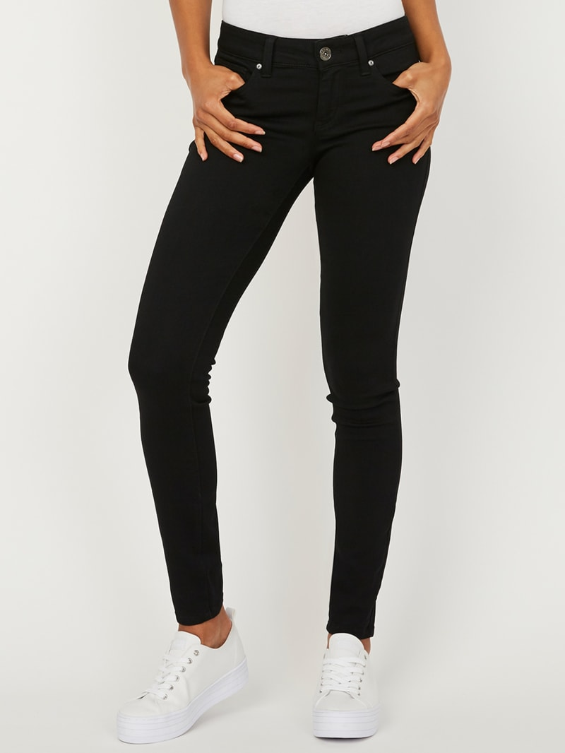 Melanie Mid-Rise Skinny Jeans