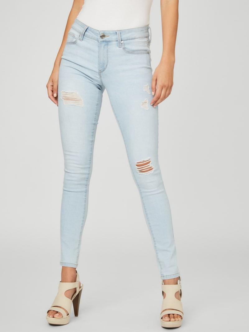 Sienna Curvy Mid-Rise Jeans