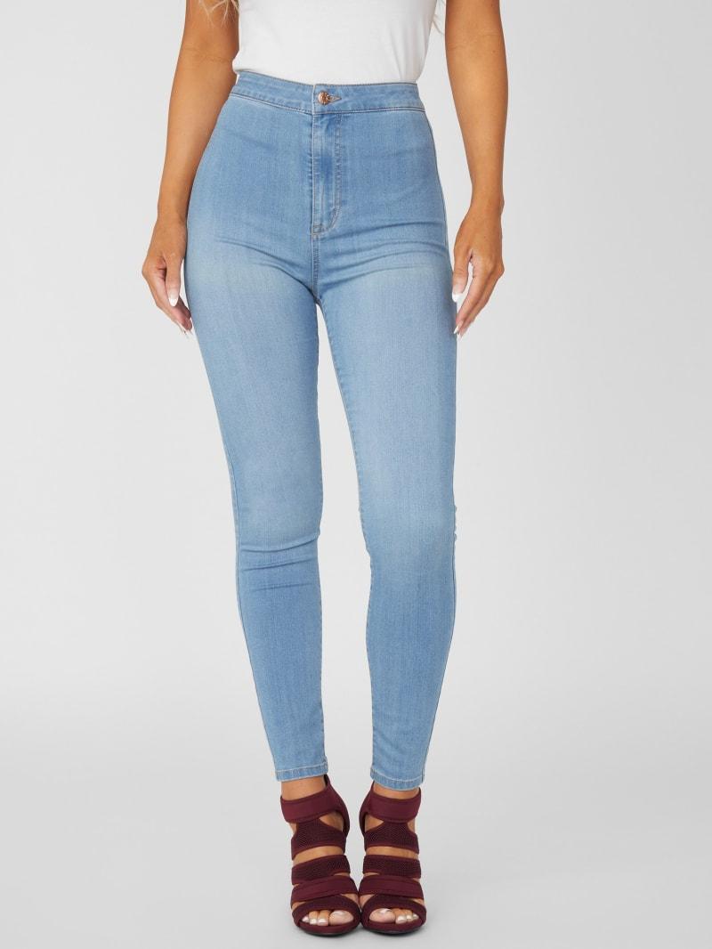 Nova Super-High Rise Curvy Jeans