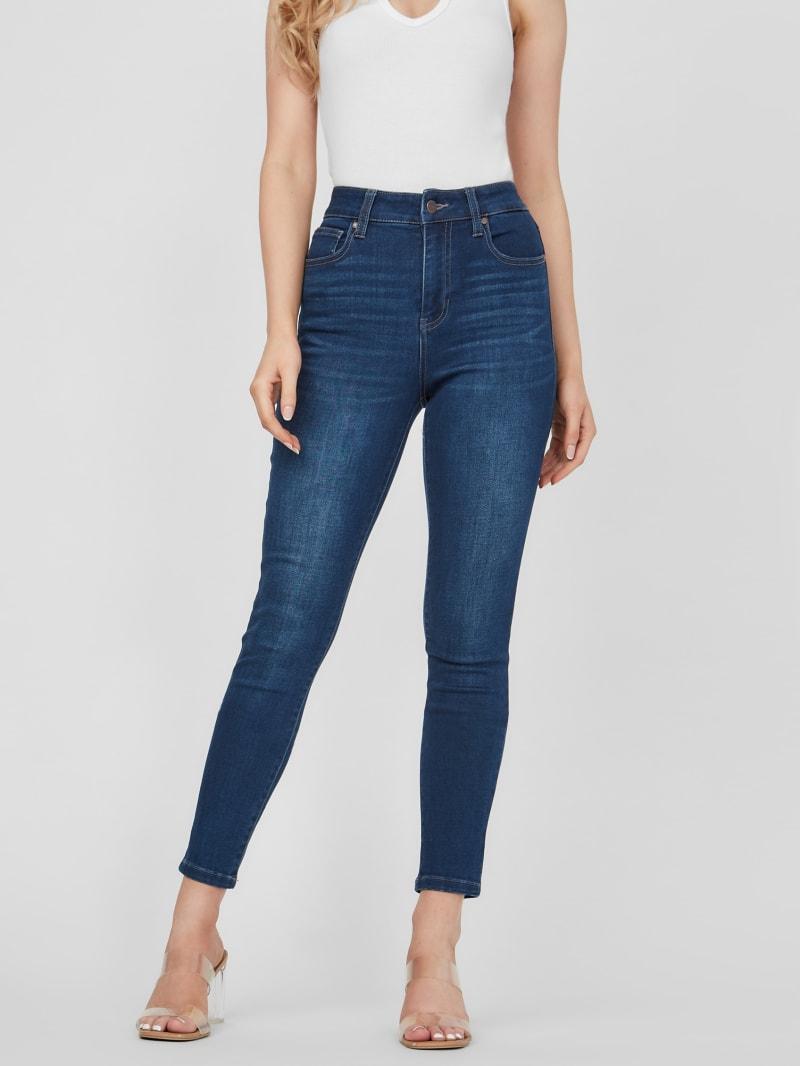 Tamara High-Rise Skinny Jeans