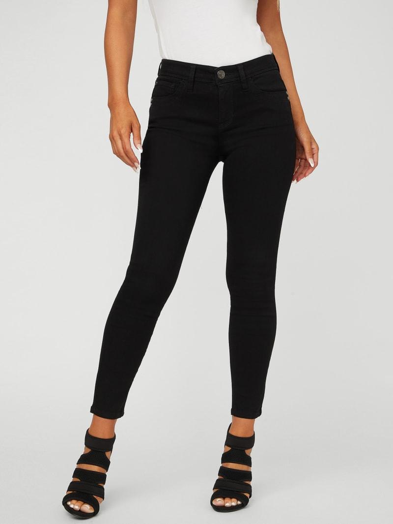 Beyla Curvy Mid-Rise Skinny Jeans