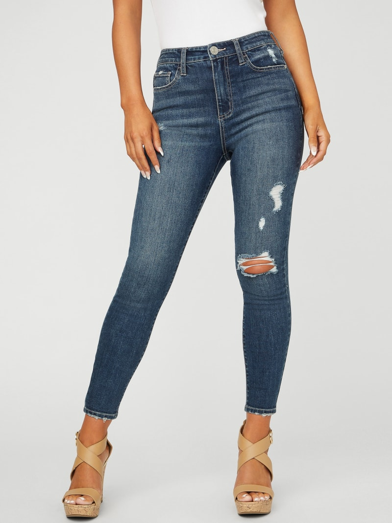 Eco Simmone High-Rise Skinny Jeans