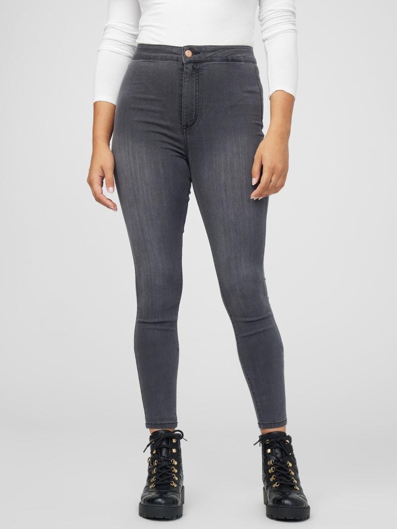 Nova Ultra High-Rise Curvy Skinny Jeans