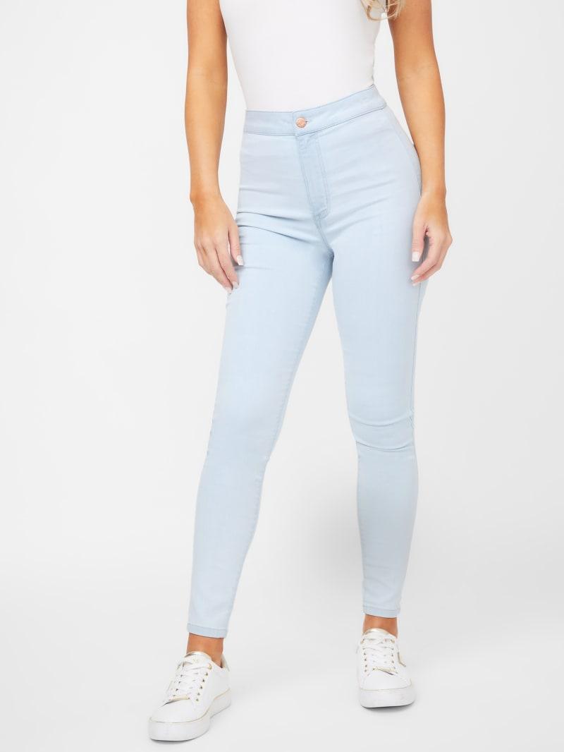 Nova Super High-Rise Curvy Jeans