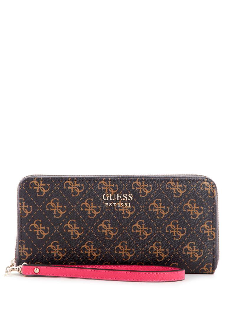 Little Paris Zip-Around Wallet