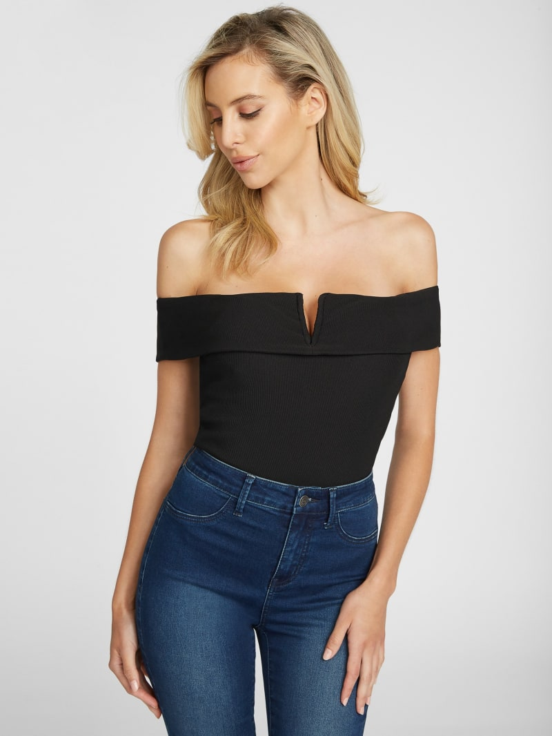 Patterson Off-The-Shoulder Bodysuit