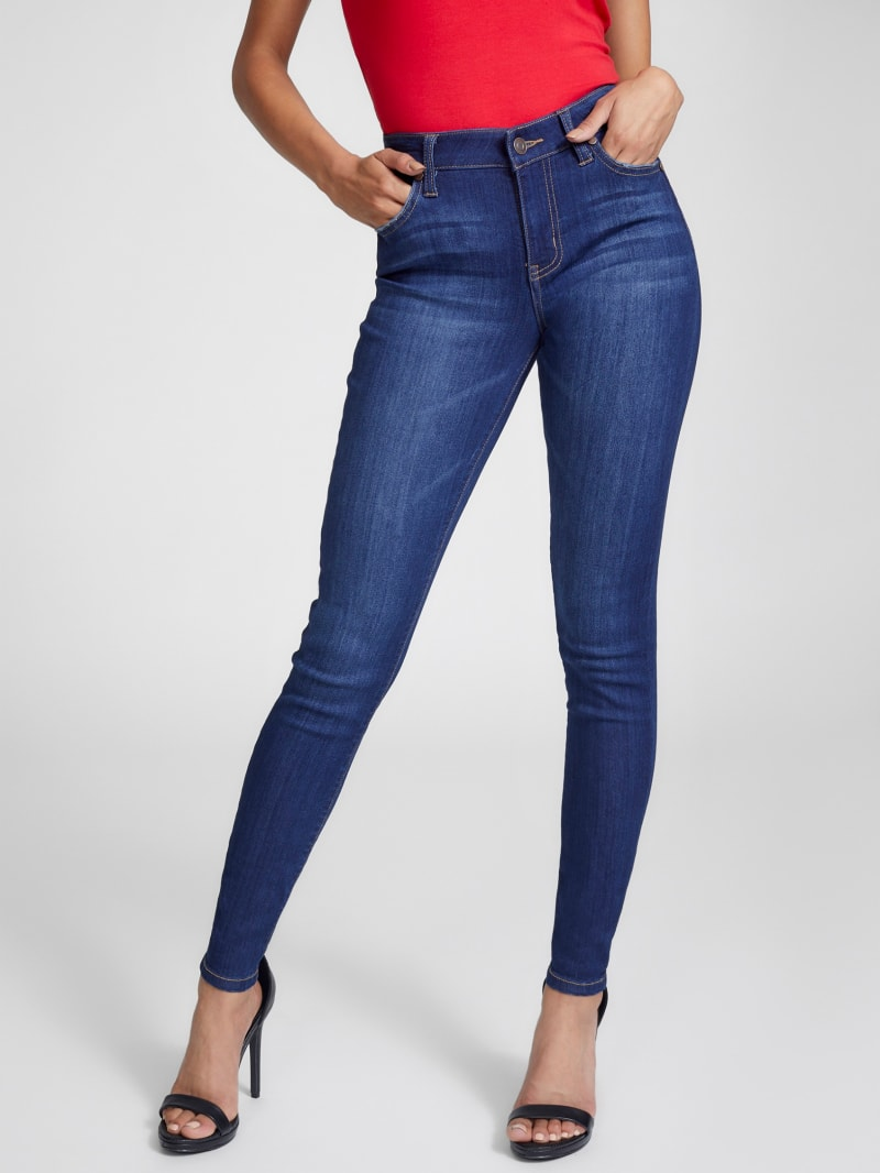 Helena Ankle Skinny Jeans