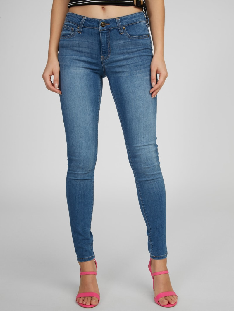 Helena Ankle Skinny Jeans