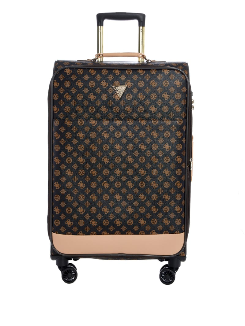 Maddy Quattro G Logo 24'' Spinner Suitcase