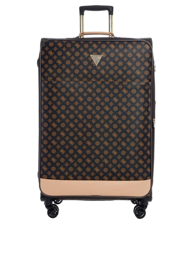 Maddy Quattro G Logo 28'' Spinner Suitcase